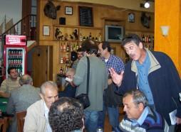 2010/10/21: Στιγμιότυπο από την περιοδεία στη Ναύπακτο.
