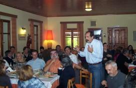 2010/10/28: Ο Β. Χατζηλάμπρου μιλά στη συνάντηση των υποψήφιων της Αντίστασης Πολιτών Δυτικής Ελλάδας.