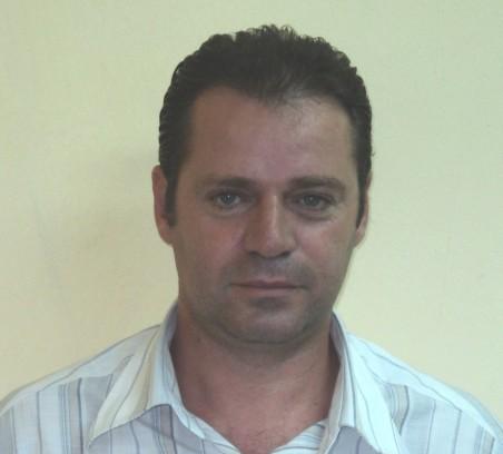 ΕΥΑΓΓΕΛΑΤΟΣ ΓΡΗΓΟΡΙΟΣ του ΒΑΣΙΛΕΙΟΥ, εργαζόμενος στο ΠΠΓΝΠ, μέλος ΔΣ Σωματείου Εργαζομένων Πανεπιστημιακού Νοσοκομείου