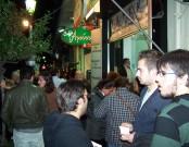 2010/11/04: Λίγο πριν ξεκινήσει η συγκέντρωση της Αντίστασης Πολιτών Δυτικής Ελλάδας στην Πάτρα.