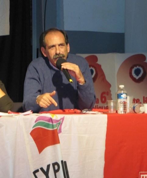 2012/10/26: Απο την εκδηλωση του ΣΥΡΙΖΑ-ΕΚΜ στο Παρισι με θεμα «Η προταση της αριστερας σε Ελλαδα και Ευρωπη»
