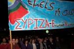 2012/11/17: Στιγμιοτυπο απο τη μαζικοτερη πορεια Πολυτεχνειου κατα τα τελευταια χρονια στην Πατρα