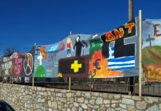 2012/12/13: Συγχρονο σχολειο Καλαβρυτων: οι μαθητες συνδεουν το χθες με το σημερα