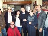 2012/12/13: Ο Αλ. Τσιπρας με τους βουλευτες Αχαϊας και συντροφους στα γραφεια του ΣΥΡΙΖΑ-ΕΚΜ στα Καλαβρυτα