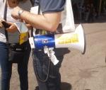 2013/05/01: Στιγμιοτυπο απο την απεργιακη συγκεντρωση της Πρωτομαγιας στην Πατρα