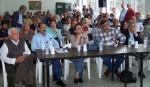 2013/05/24: Απο τη συσκεψη που καλεσε το σωματειο των Ελληνικων Αμυντικων Συστηματων στο εργοστασιο του Αιγιου