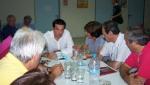 2013/07/04: Απο τη συναντηση του σωματειου των Ελληνικων Αμυντικων Συστηματων Αιγιου με τον Αλ. Τσιπρα στην Πατρα