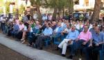 2013/08/29: Οι βουλευτες Αχαϊας του ΣΥΡΙΖΑ στη συγκεντρωση/ εκδηλωση που οργανωθηκε στα Καλαβρυτα για το νοσοκομειο