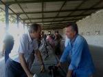 2013/09/10: Απο την εκθεση οπλισμου που παρουσιαστηκε στην εκδηλωση εορτασμου των 64 χρονων λειτουργιας του ΚΕΤχ
