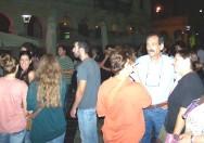2013/09/19: Στιγμιοτυπο απο τη συναυλια που διοργανωσε ο συντονισμος των πρωτοβαθμιων σωματειων στην Πατρα