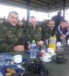 """2013/10/03: Ο Β. Χατζηλαμπρου στη Διακλαδικη Ασκηση """"Παρμενιων 2013"""""""