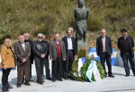 2014/03/16: Απο την εκδηλωση μνημης για τους εκτελεσμενους αγωνιστες στον τοπο θυσιας στο Γηροκομειο