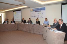2014/04/12: Ο Β. Χατζηλαμπρου στο 2ο Διεθνες Συνεδριο της εφημεριδας Πελοποννησος, στη θεματικη για τη νεα προγραμματικη περιοδο 2014-2020