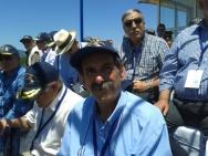 """2014/07/03: Ο Β. Χατζηλαμπρου στην ασκηση της Πολεμικης Αεροποριας """"Καμπερος 2014"""", στο πεδιο βολης Κρανεας Ελασσονας"""
