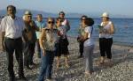 2014/08/10: Απο την παρεμβαση του ΣΥΡΙΖΑ Αιγιου στο Λογγο για το ξεπουλημα των παραλιων απο το ΤΑΙΠΕΔ