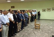 2014/08/13: Απο την εκδηλωση μνημης για την Κυπρο που πραγματοποιηθηκε στα Καλαβρυτα