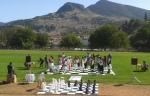 2014/09/24: Απο την πραγματικα ξεχωριστη δραση «Ζωντανο σκακι» που οργανωσε ο ΣΕΠΟΚΕ