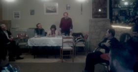 2014/11/08: Ν. Παπαβασιλειου, Εφη Γεωργοπουλου-Σαλταρη και Β. Χατζηλαμπρου στην εκδηλωση / συζητηση του ΣΥΡΙΖΑ στο Κουμανι
