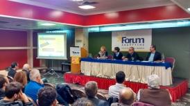 2014/11/23: Απο την ημεριδα με θεμα «Η προταση του ΣΥΡΙΖΑ για την παραγωγικη ανασυγκροτηση» που οργανωθηκε στο πλαισιο του Forum Αναπτυξης