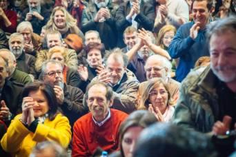 2014/12/29: Ο Β. Χατζηλαμπρου στην πρωτη προεκλογικη συγκεντρωση του ΣΥΡΙΖΑ στον Κεραμεικο