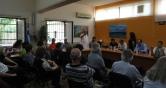 2015/06/13: Στιγμιοτυπο απο τη λαϊκη συνελευση στο Διακοπτο για τα προβληματα της περιοχης