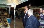 2012/09/17: Επίσκεψη στην Αγροτική Έκθεση του Δήμου Ερυμάνθου, στη Χαλανδρίτσα