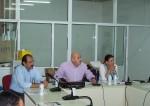 2012/10/17: Από τη συνέλευση του ΣΥΡΙΖΑ-ΕΚΜ στην Οβρυά.