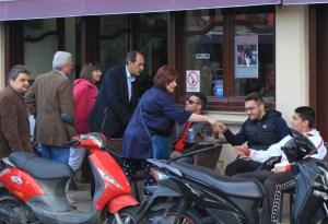 Δεν κάνουμε απλώς εκλογές. Προσπαθούμε να οργανώσουμε ένα ρεύμα ανατροπής και διεκδίκησης του λαού, που σήμερα έχει στόχο να πάρει την Περιφέρεια Δυτικής Ελλάδας και αύριο θα είναι ξανά μάχιμο για συνολικότερες ανατροπές με την Περιφέρεια συμμέτοχο σε αυτή την πορεία