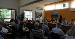 Η ενεργή συμμετοχή των κατοίκων έχει μεγάλη σημασία για τη διεκδίκηση λύσεων για την τοπική κοινωνία