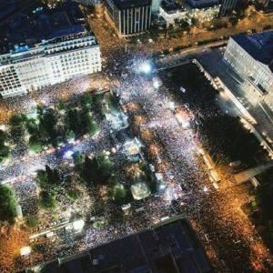 Το ΟΧΙ αυτο δεν μπορει να παραχαραχθει απο καμια κυβερνηση, κανενα κομμα, κανεναν βουλευτη. Ο εκβιασμος των δανειστων δεν επιτρεπεται να αναπαραγεται και να νομιμοποιειται από το ελληνικο Κοινοβουλιο